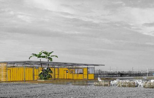 Praia des Trois Digues… un peu de Brésil sur la plage de Sète !!!
