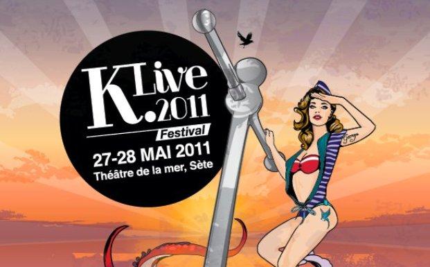 K-Live 2011… magique !!!