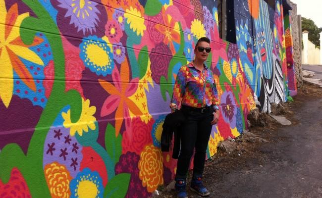 K-LIVE 2014 : KASHINK… de la couleur sur les murs et dans les coeurs !!!