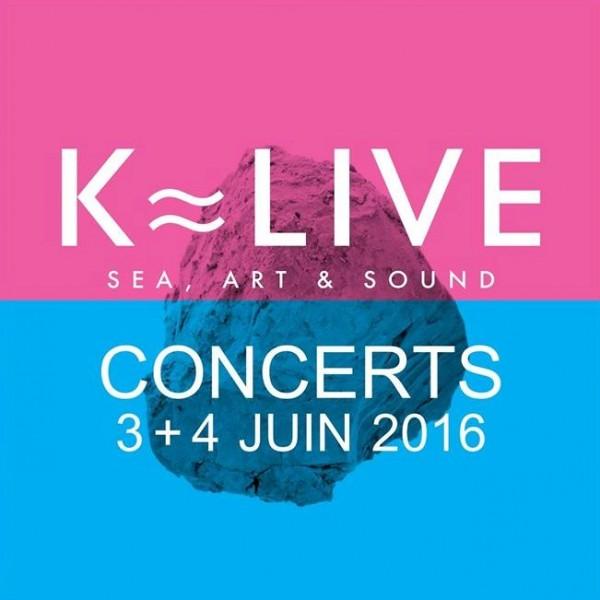 Les concerts K-LIVE 2016 : la billetterie est ouverte !
